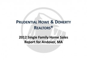 Andover Real Estate Sales